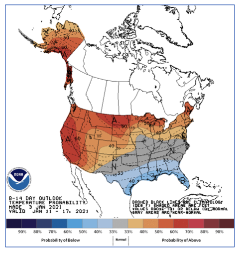9-10 Day Outlook