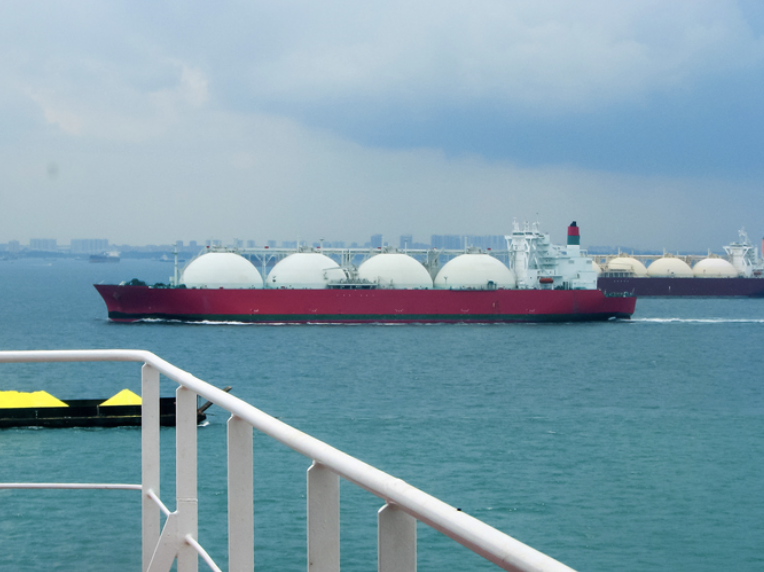 Industry analysts are reporting renewed interest from China in U.S. LNG exports